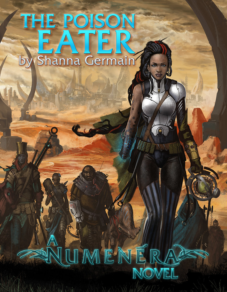 The Poison Eater Cover-2015-08-05